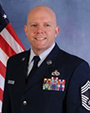 Air Force Chief Master Sergeant Adam E. Rising, DCMA Senior Enlisted Advisor