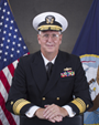 Navy Vice Adm. David Lewis, DCMA director